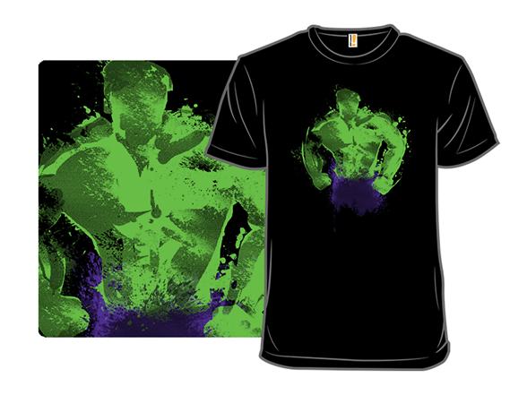 Hulking Hero T Shirt