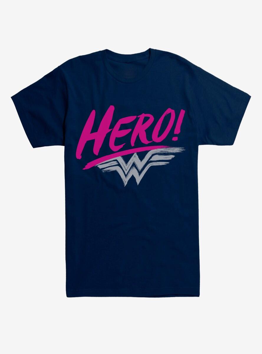 DC Comcis Wonderwoman Hero T-Shirt