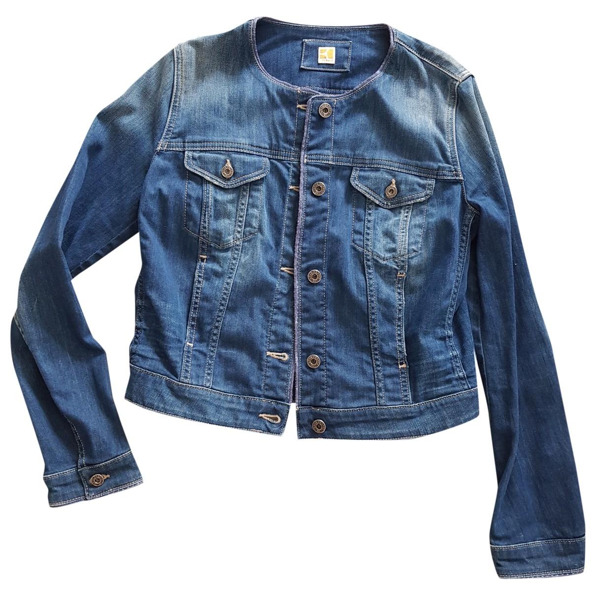 Boss Orange \N Blue Denim - Jeans jacket for Women L International
