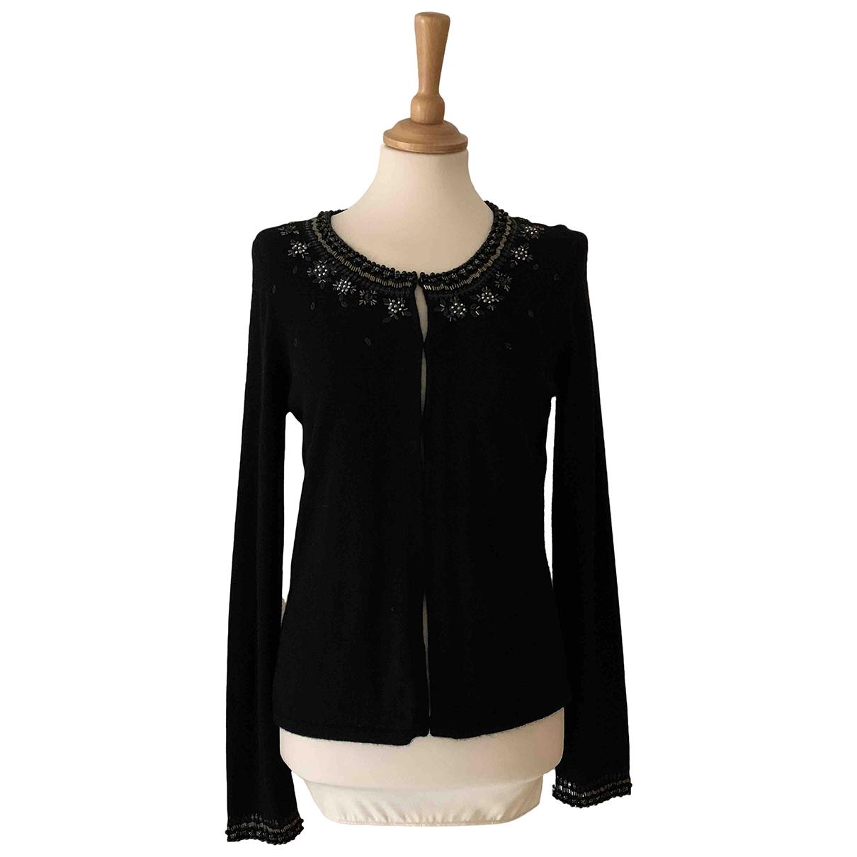 Nicole Farhi \N Black Wool Knitwear for Women S International