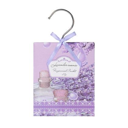 Désodorisant désodorisant sachets parfumés sacs pour tiroirs, placards et voitures - LIVINGbasics™ - Lavande