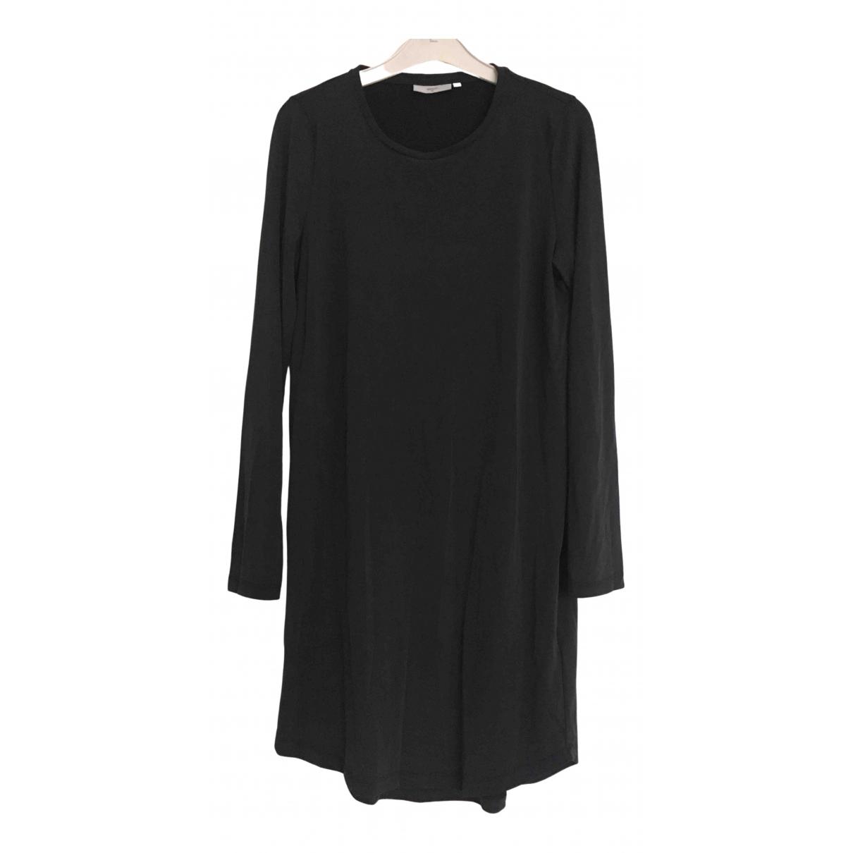 Minimum - Robe   pour femme en coton - anthracite