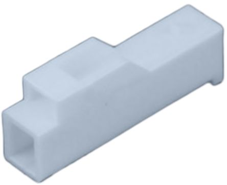 JST , 1 Way, Straight Backplane Connector (10)