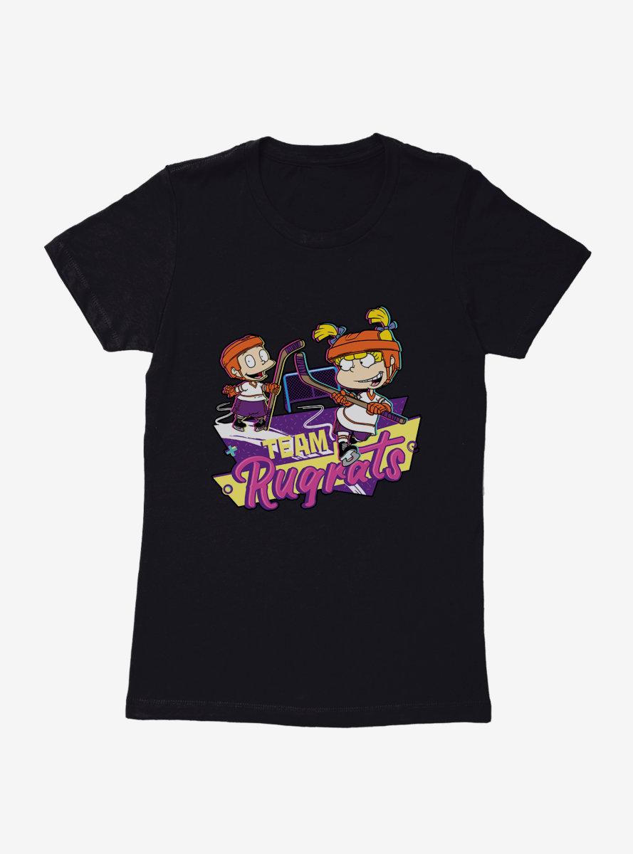 Rugrats Team Rugrats Womens T-Shirt