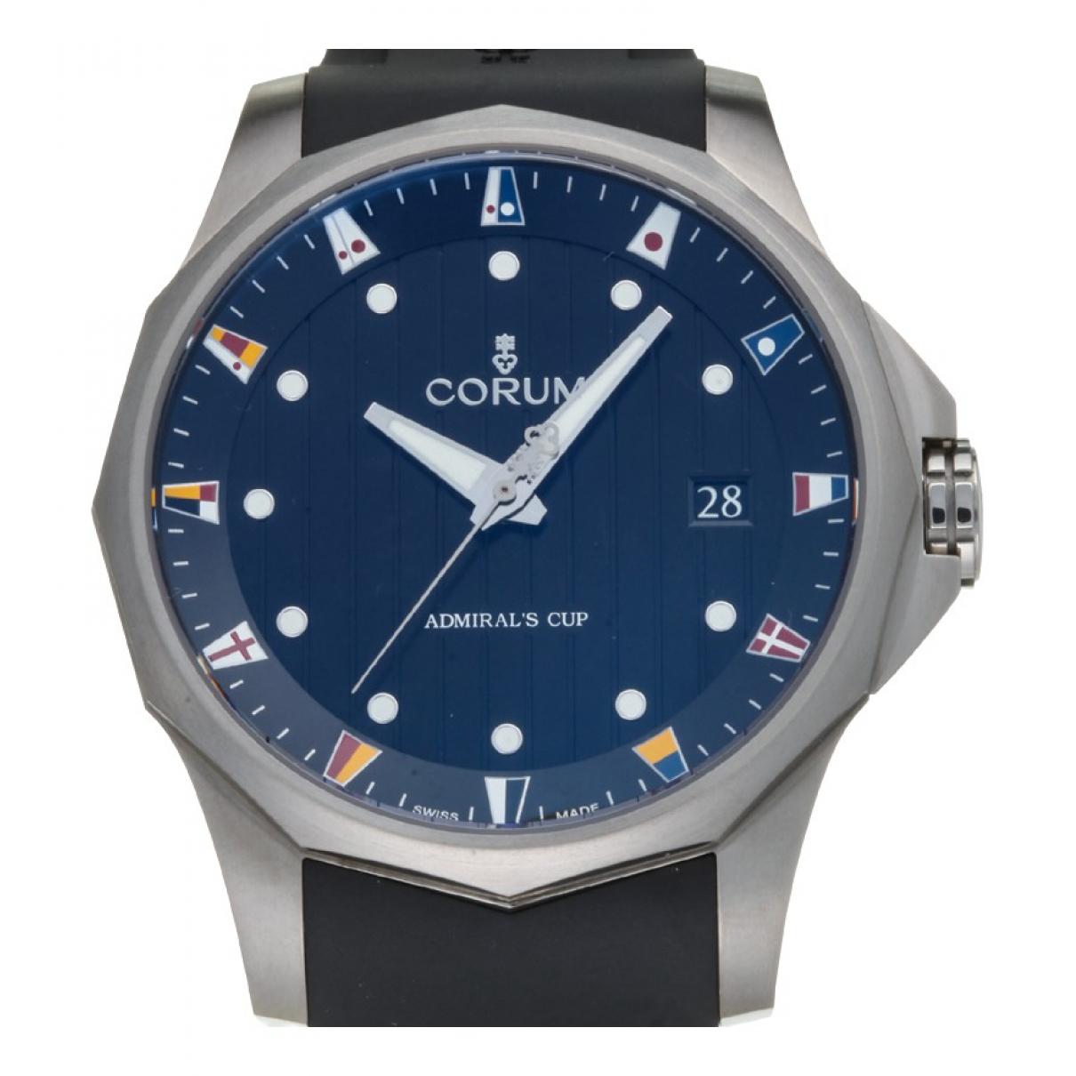 Relojes Admirals Cup Corum