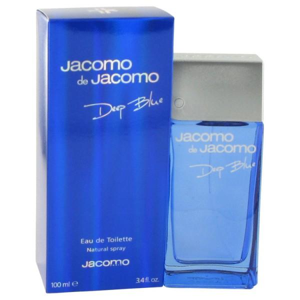 Jacomo De Jacomo Deep Blue - Jacomo Eau de toilette en espray 100 ML