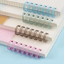 1 Pack Zufaelliges Spiral-Notizbuch
