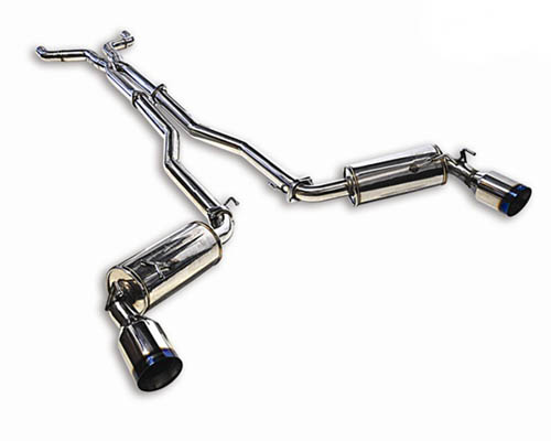 ARK SM0403-0010D Stainless DT-S Exhaust w/X-Pipe Chevrolet Camaro 3.6L V6 10-13