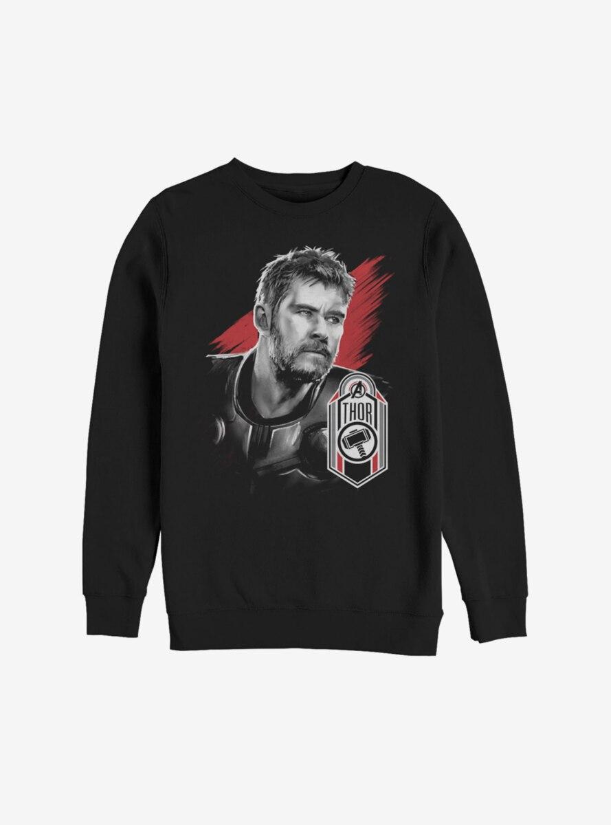 Marvel Avengers: Endgame Thor Tag Sweatshirt