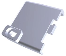 TE Connectivity , 641775 Strain Relief Bracket 641775-2