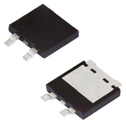 Vishay 45V 40A, Dual Schottky Diode, 2 + Tab-Pin SlimDPAK V40PW45CHM3/I (5)