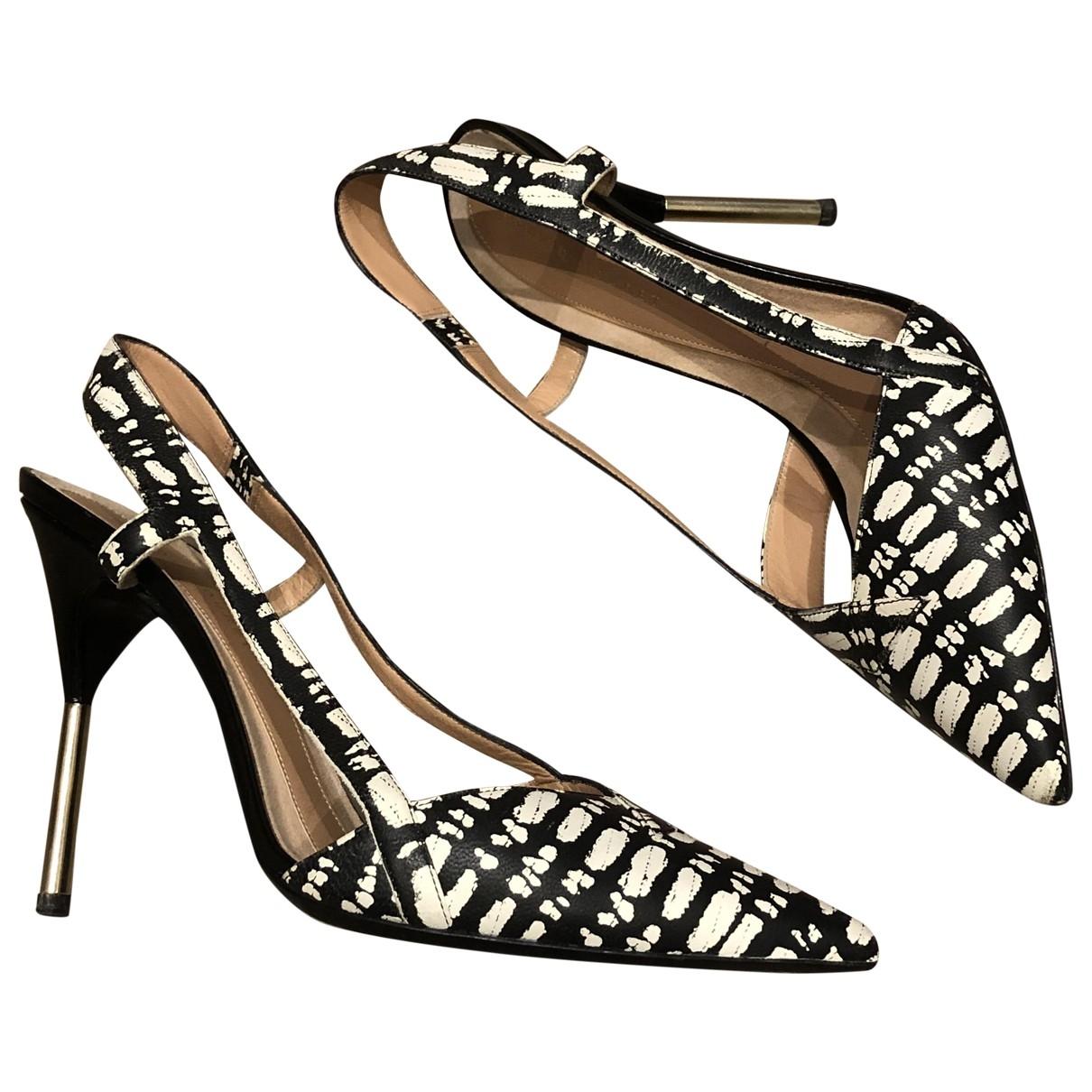 Roland Mouret \N Multicolour Leather Heels for Women 40 EU