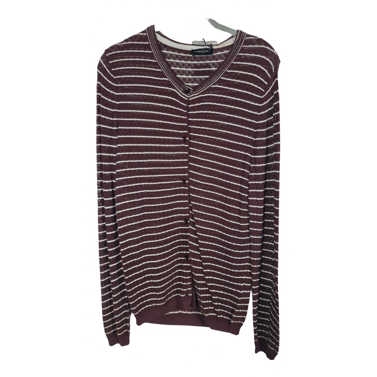 Lawrence Grey \N Burgundy Knitwear for Women 40 FR
