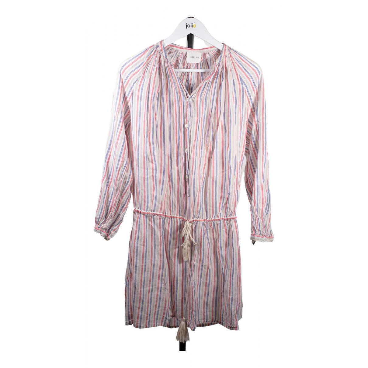 Laurence Dolige \N Kleid in  Bunt Baumwolle