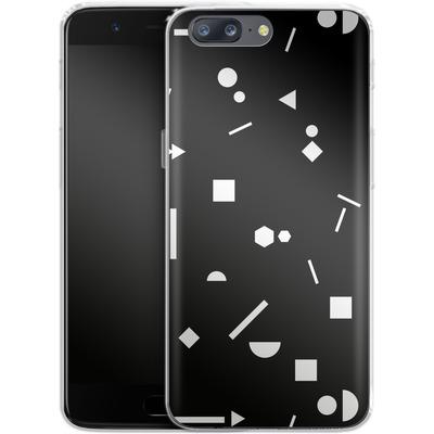 OnePlus 5 Silikon Handyhuelle - My Favourite Pattern 3 von Mareike Bohmer