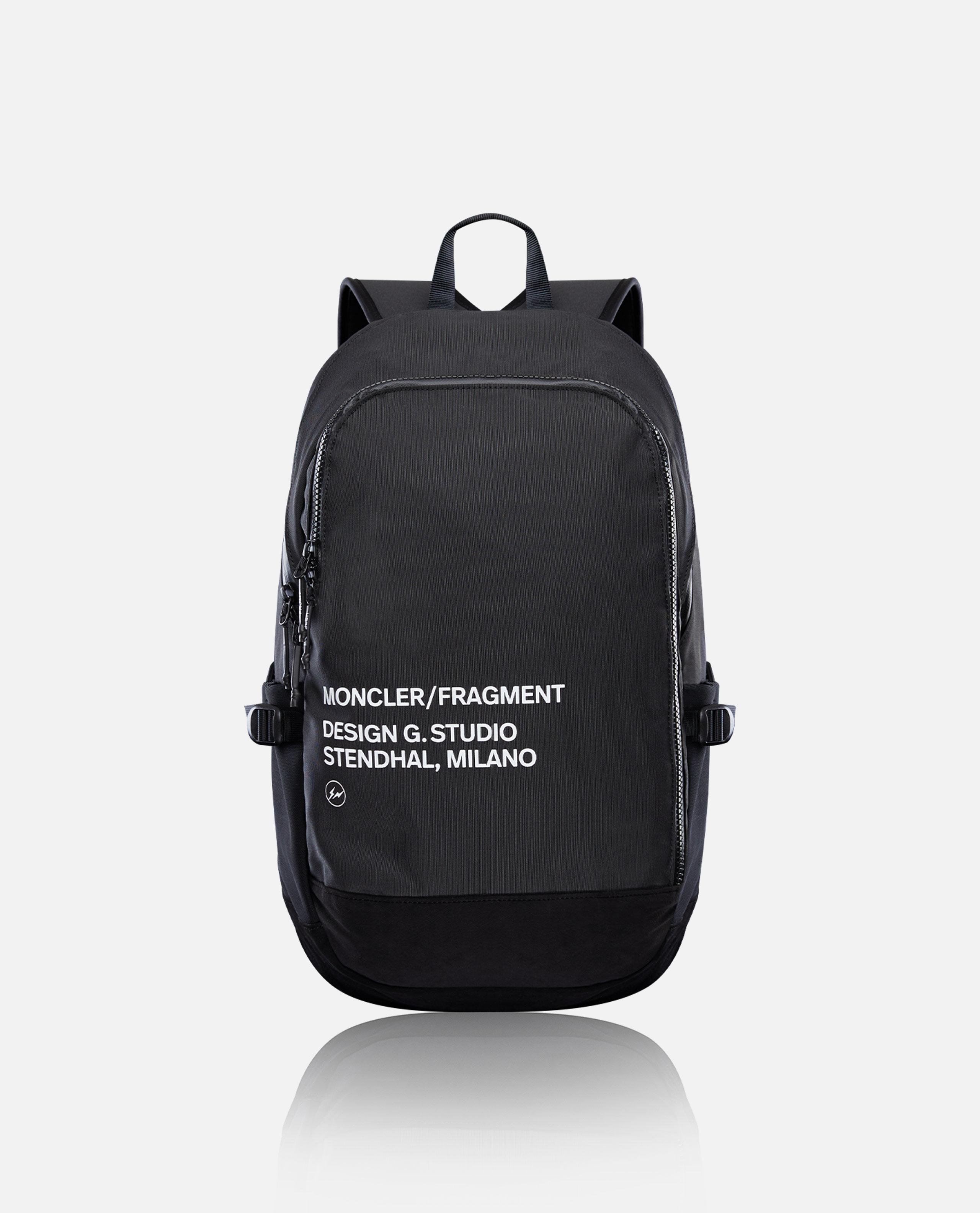 7 Moncler Fragment Hiroshi Fujiwara backpack