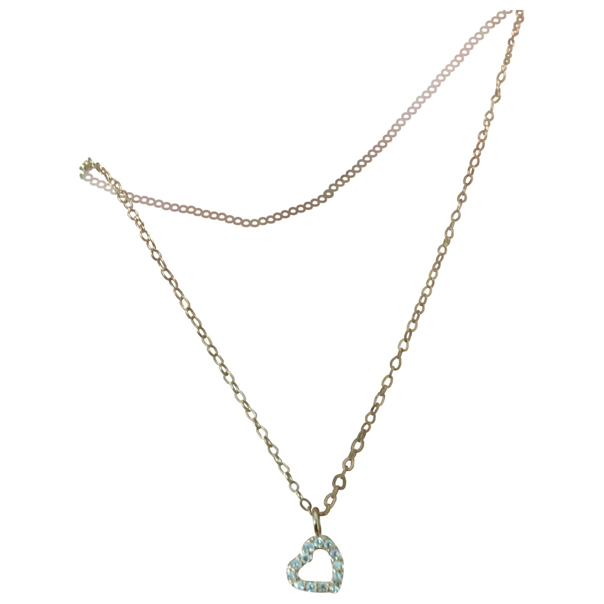 - Pendentif Motifs Coeurs pour femme en metal - rose