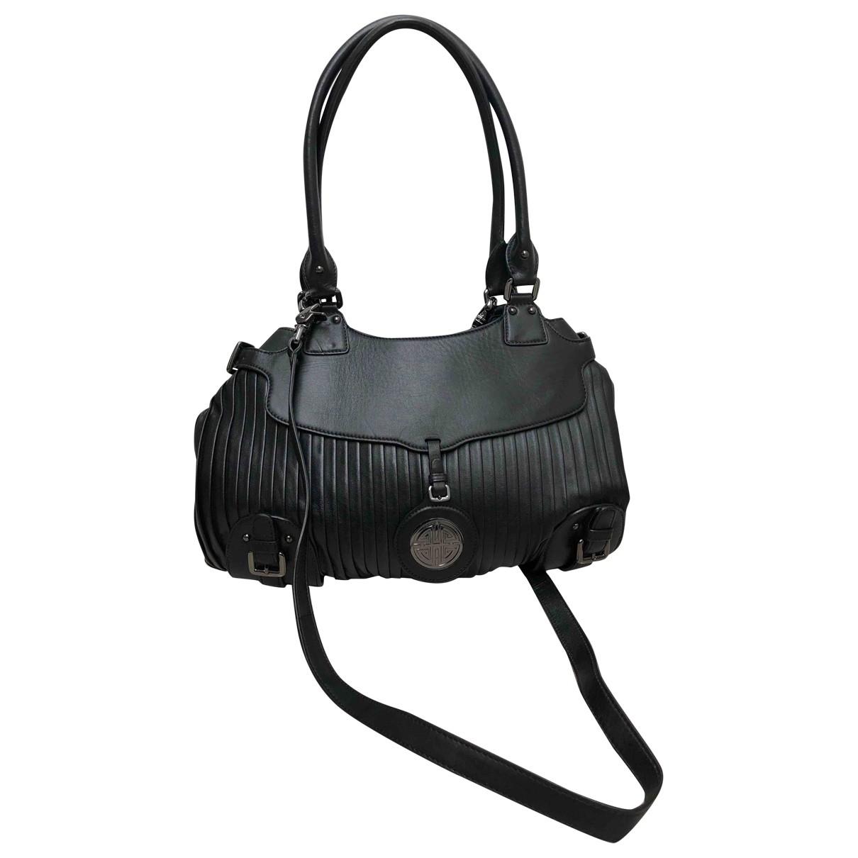 Hugo Boss \N Black Leather handbag for Women \N