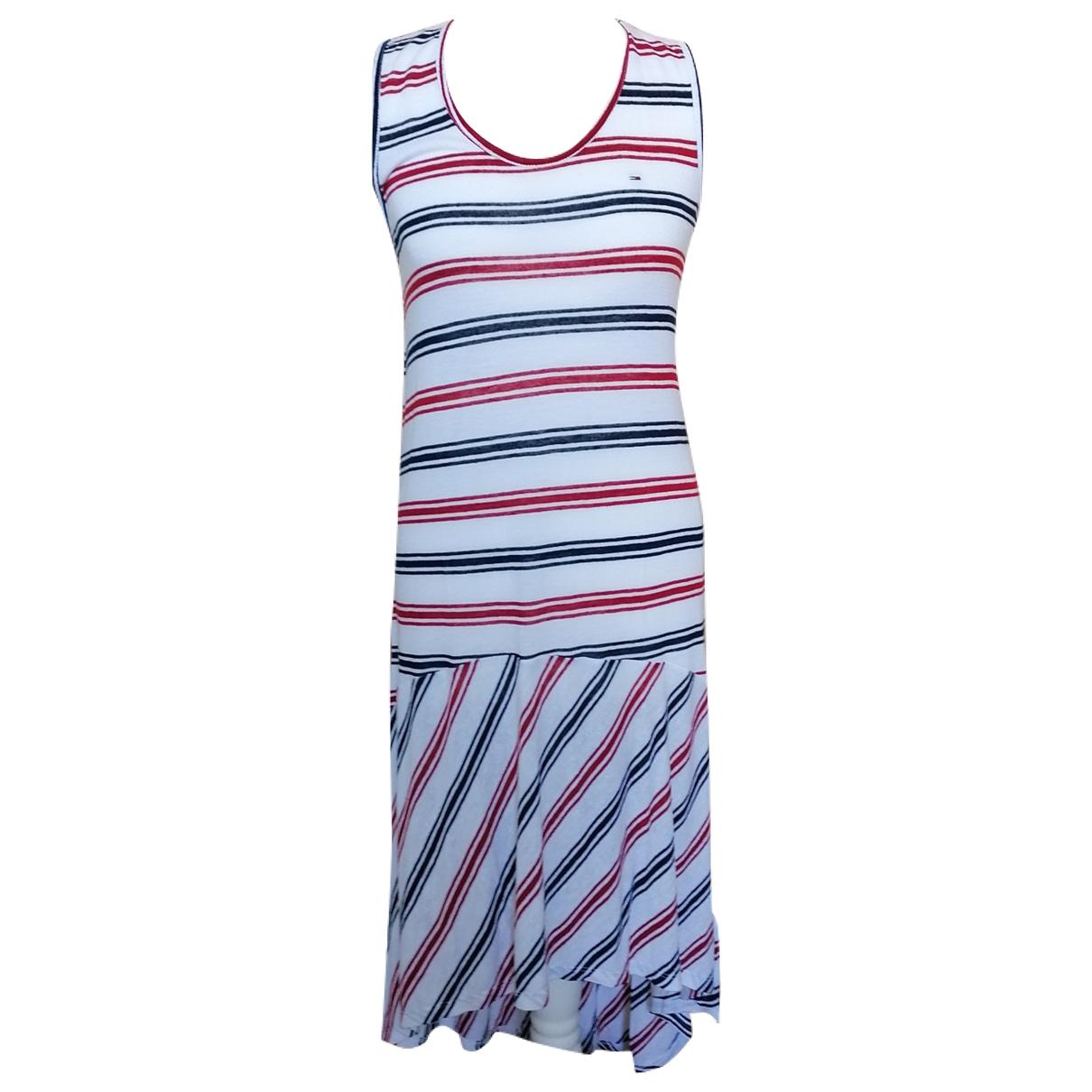 Tommy Hilfiger - Robe   pour femme en coton - multicolore