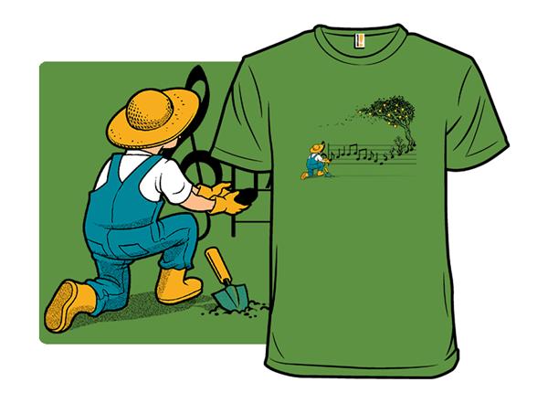 Maestro Of Nature T Shirt