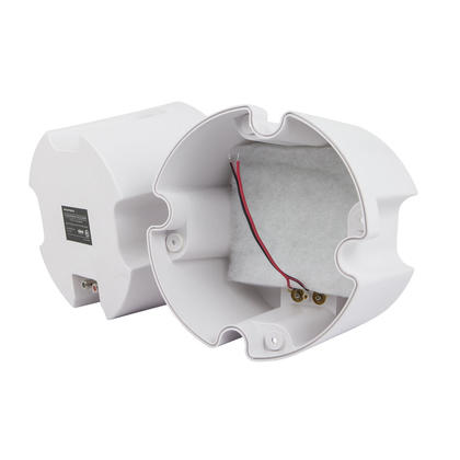 ABS Back Enclosure (Pair) for Cab-4103, 6.5in Ceiling Speaker - Monoprice®