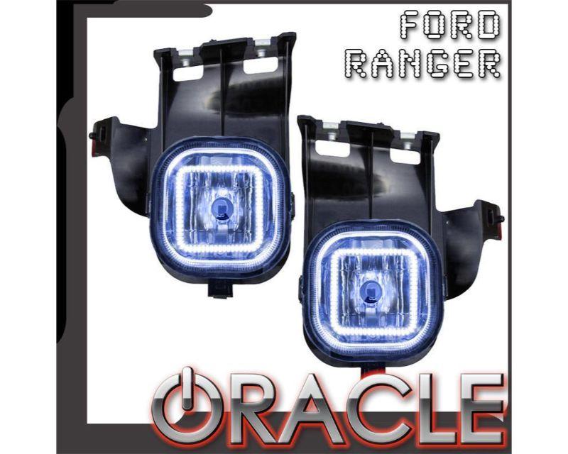 Oracle Lighting 8116-007 Pre-Assembled Fog Lights LED Halo Kit Purple Ford Ranger 2006-2007