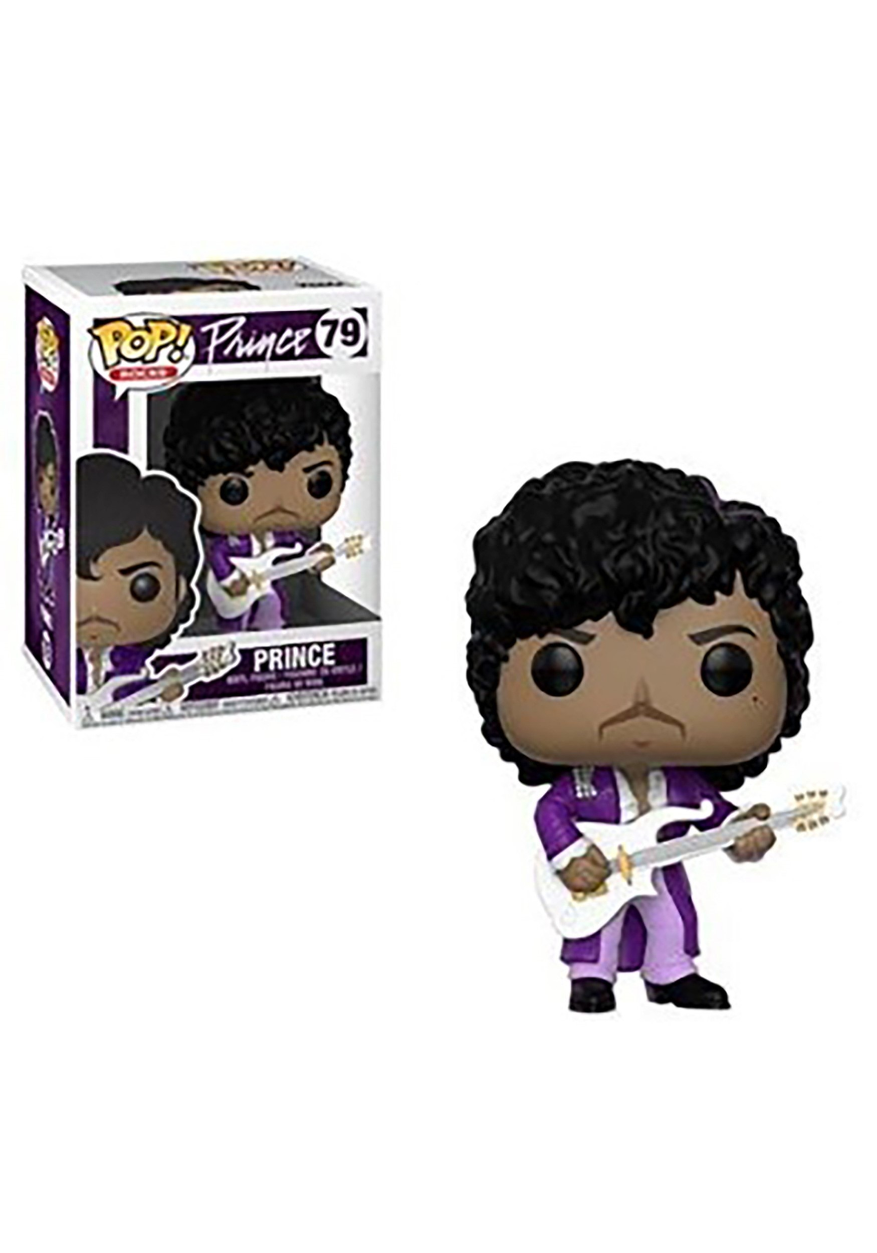 Funko Pop! Rocks: Prince- Purple Rain