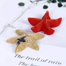 2pcs Starfish Decorative Object