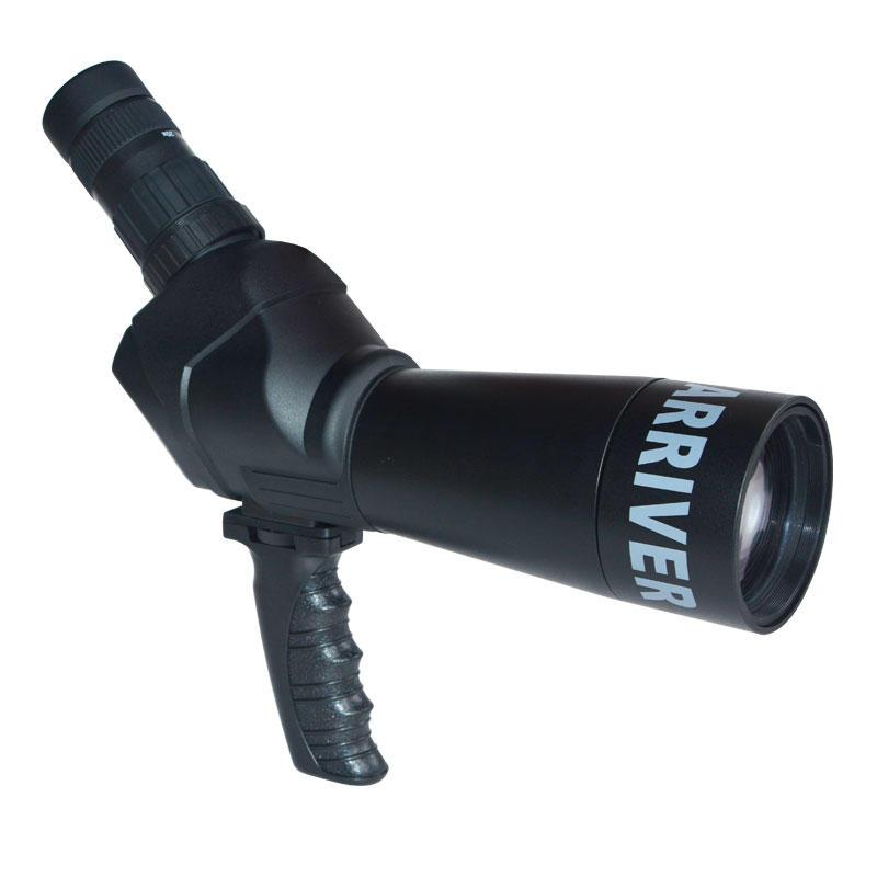 IPRee® 16-48x60 Zoom Monocular HD BAK4 Optic Bird Watching Spotting Telescope + Handle