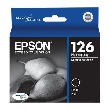 Epson T126120 Original Black Ink Cartridge