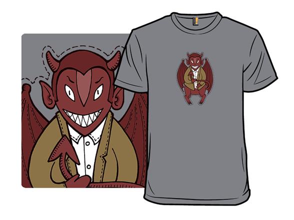Halloween Devil T Shirt