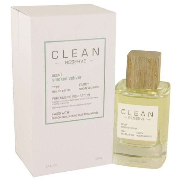 Clean - Smoked Vetiver : Eau de Parfum Spray 3.4 Oz / 100 ml