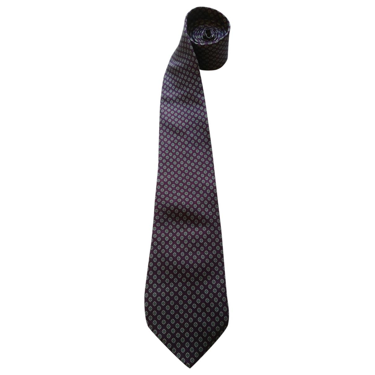 Corbata de Seda Ralph Lauren