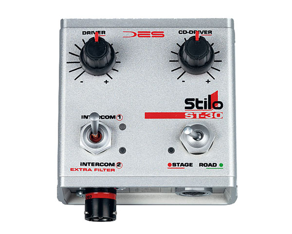 Stilo AB0310 ST-30 DES Helmet Intercom Amplifier