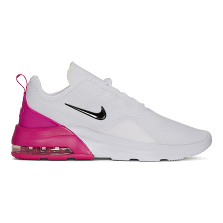 Nike Air Max Motion 2 Womens Running Shoes, 8 Medium, White