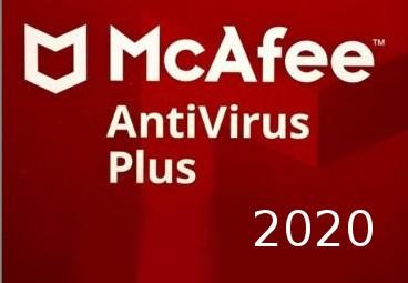 McAfee AntiVirus Plus 2020 (1 Year / 1 PC)
