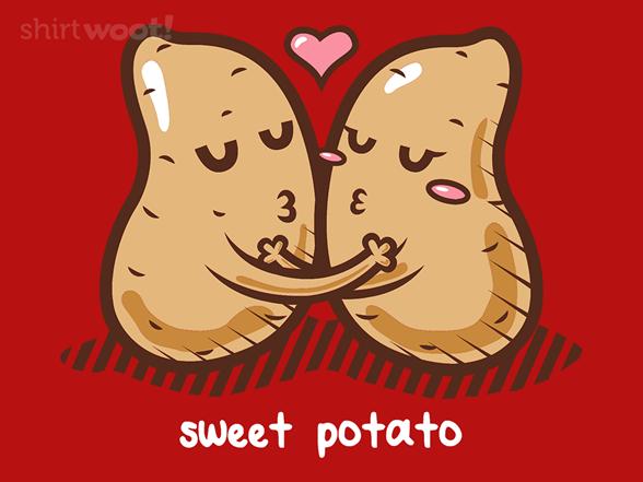 Sweet Potatoes T Shirt