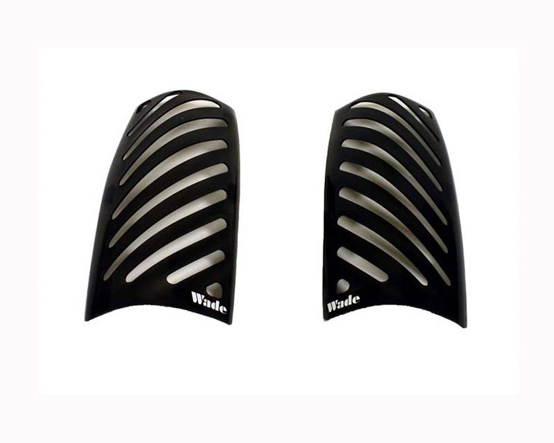 Westin Automotive 72-31856 Tail Light Covers Smoke Chevrolet Camaro 82-92