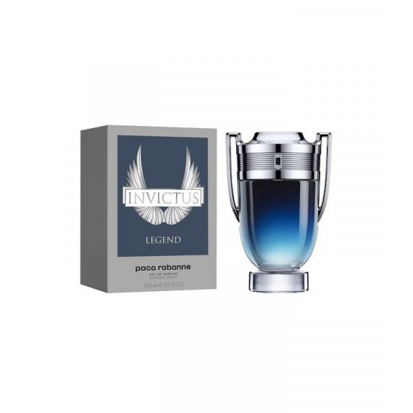 Paco Rabanne - Invictus Legend : Eau de Parfum Spray 5 Oz / 150 ml