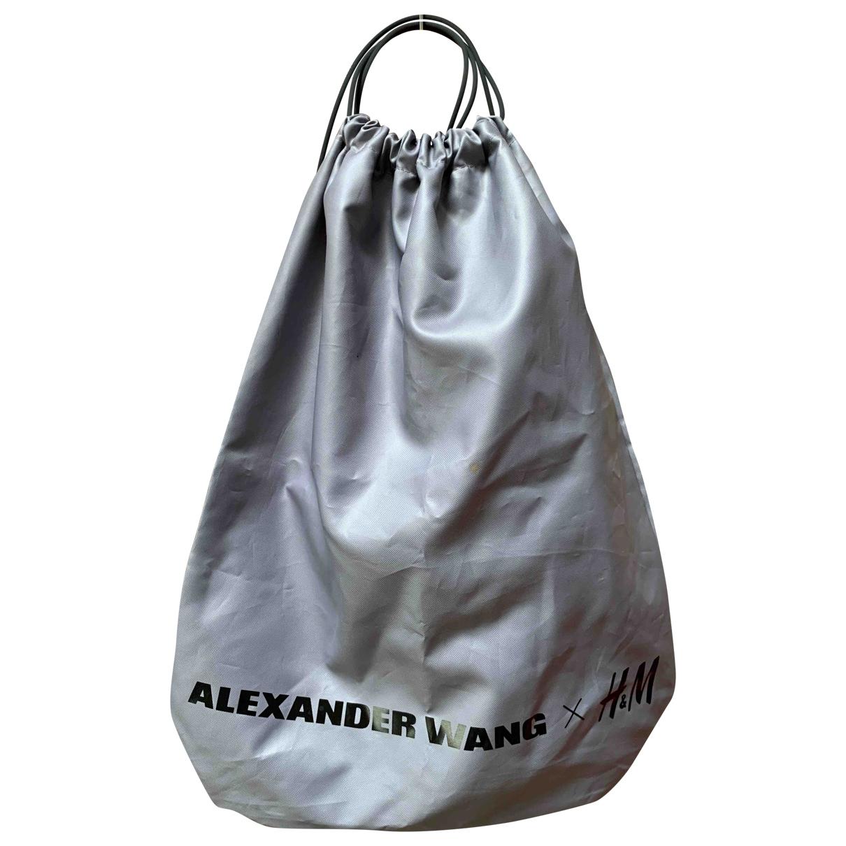 Alexander Wang Pour H&m - Sac a dos   pour femme - gris