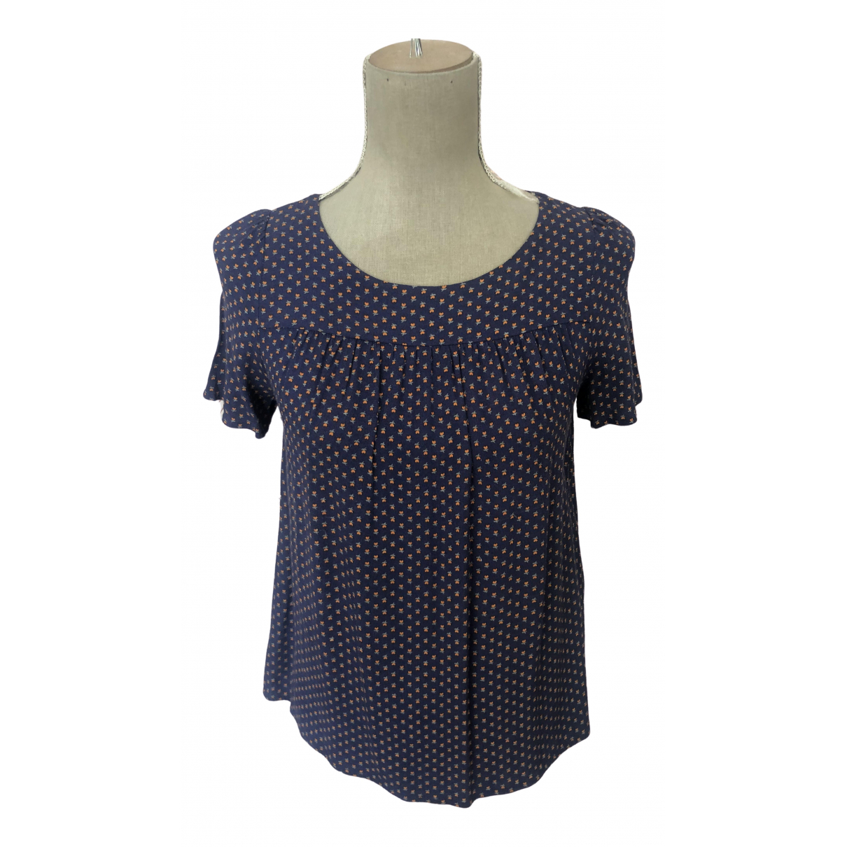 Ba&sh \N Multicolour Cotton  top for Women 0 0-5