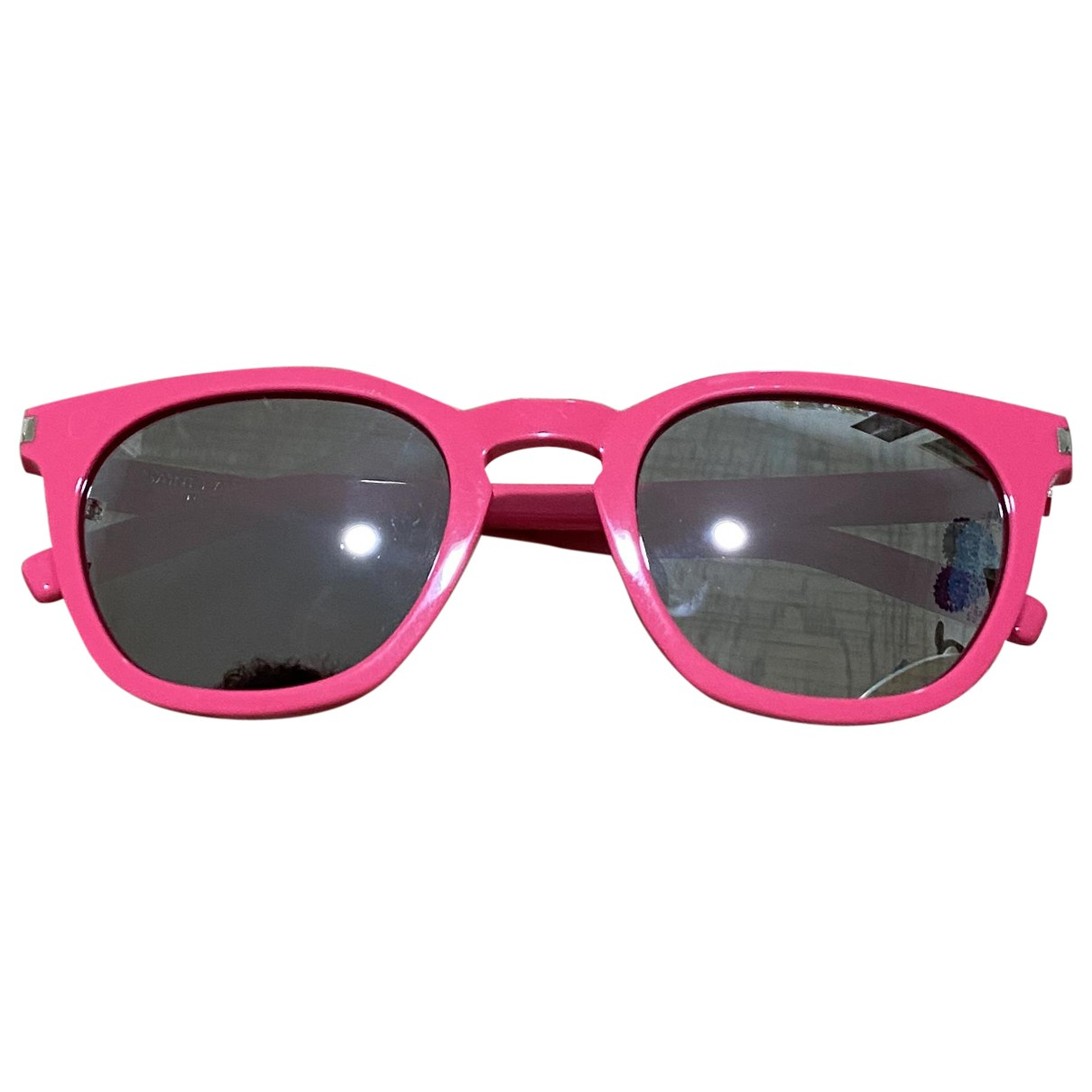 Saint Laurent - Lunettes   pour femme - rose