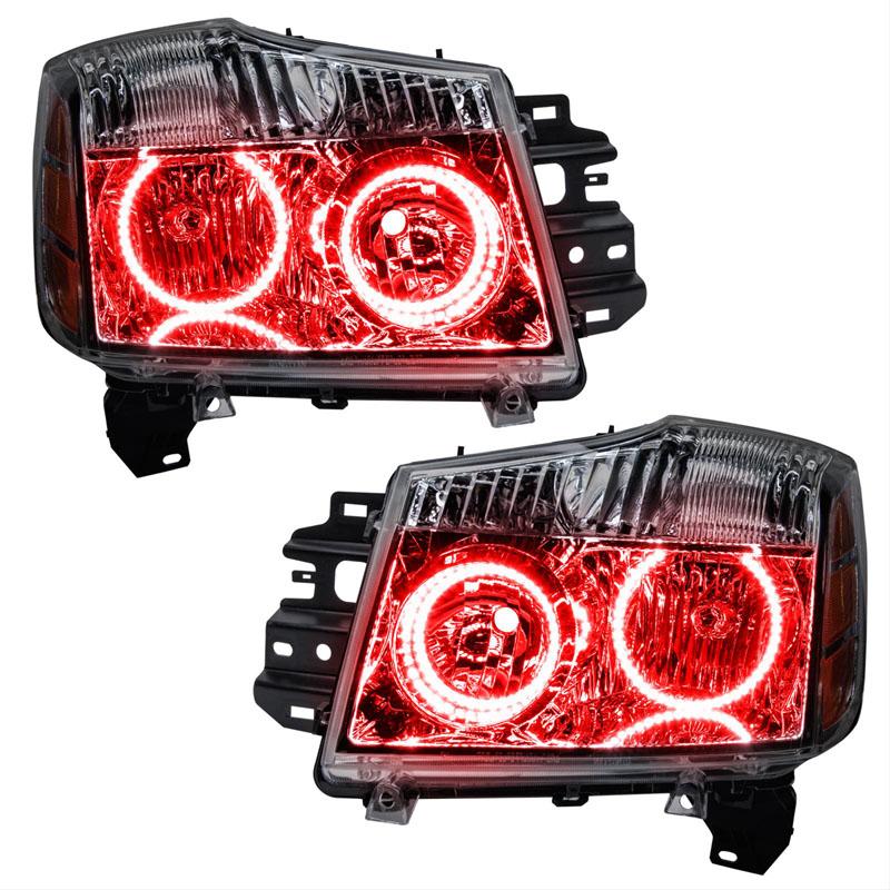 Oracle Lighting 8106-003 2008-2014 Nissan Armada SMD HL