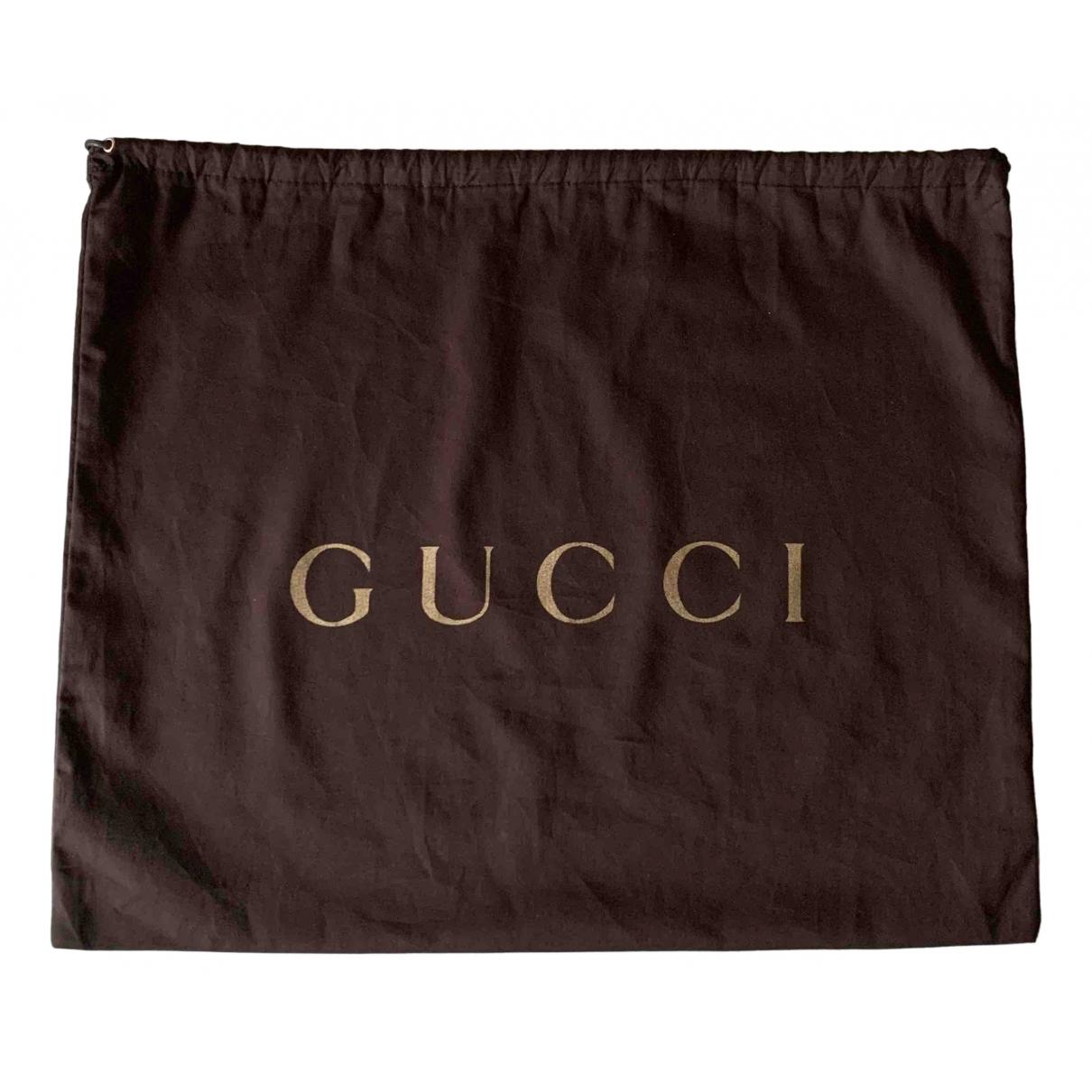 Gucci - Objets & Deco   pour lifestyle en toile - marron