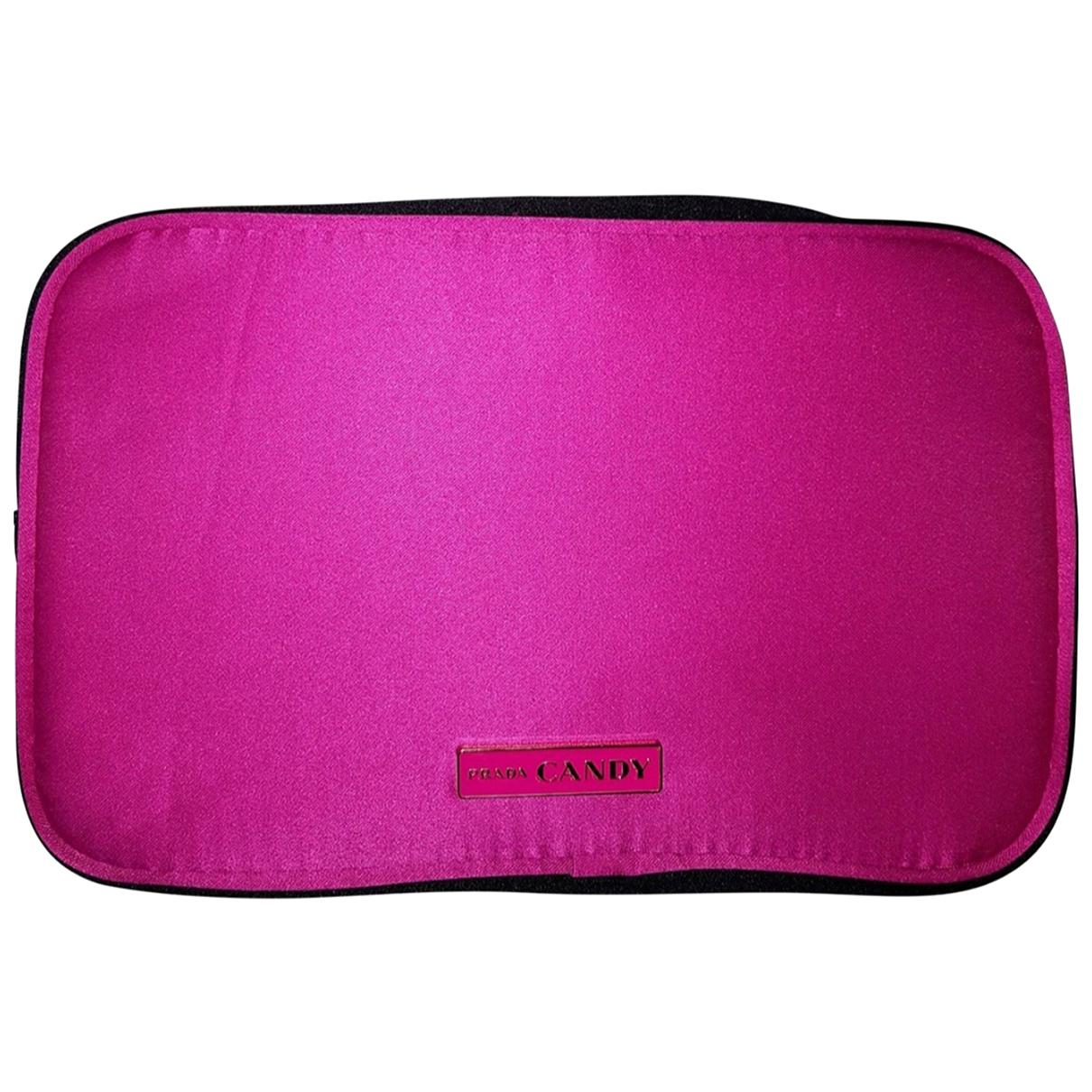 Prada N Pink Travel bag for Women N