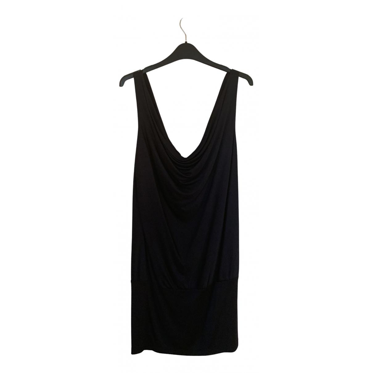 Diane Von Furstenberg - Robe   pour femme - marine
