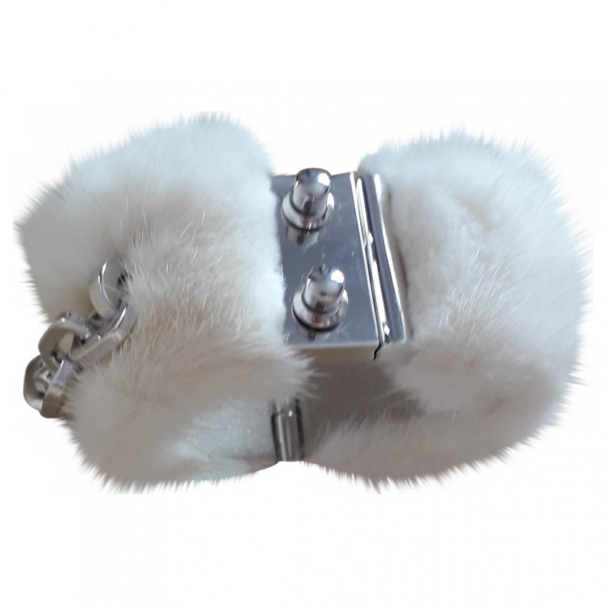 Louis Vuitton - Bracelet   pour femme en lapin - blanc