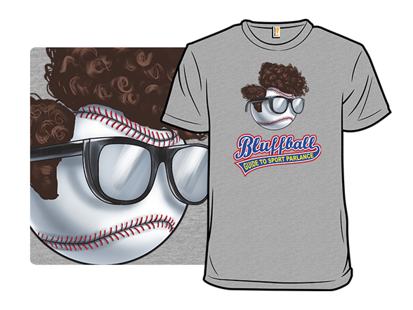 Bluffball League T Shirt