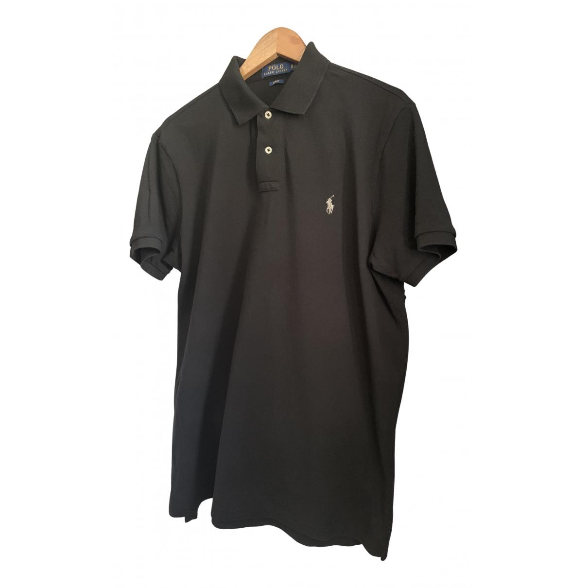 Polo Ralph Lauren - Polos Polo classique manches courtes pour homme en coton - noir