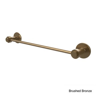 Allied Brass Mercury Collection 24-inch Towel Bar (Bronze Finish/Brushed)